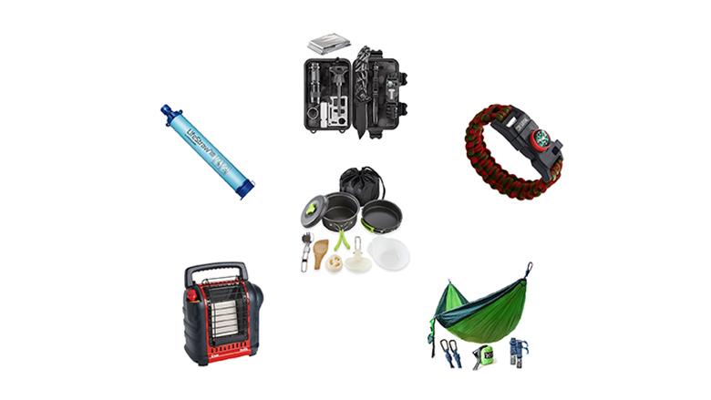 survival gear, survival equipment, emergency preparation