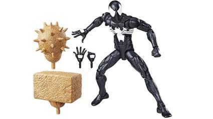 symbiote spider-man action figure