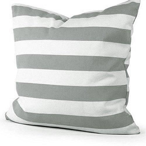 accent pillows, throw pillows, striped pillows