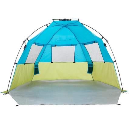 lightspeed outdoors, beach, beach tent, summer