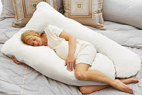 Today's Mom Cozy Comfort Pregnancy Pillow, u-shaped pregnancy pillow, best pregnancy body pillow, pregnancy body pillow, maternity pillow, best maternity pillow, maternity body pillow, full support pregnancy pillow