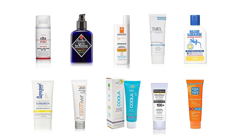 facial sunscreen, best sunscreen, best sunscreen for face, best face sunscreen, sunblock for face