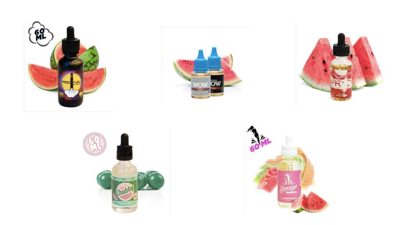 watermelon vape juice
