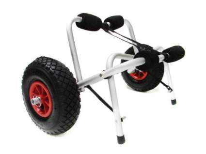 tms, kayak trolley, kayak cart, canoe cart