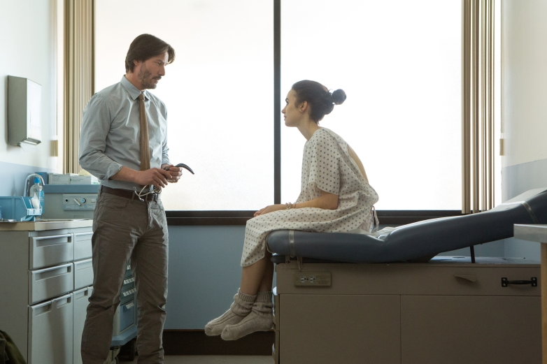 Keanu Reeves Netflix movie, To The Bone cast, To The Bone characters