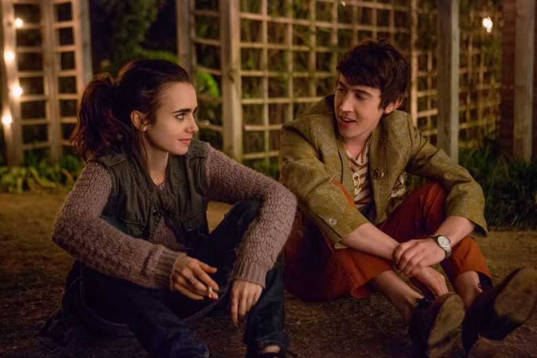 To The Bone cast, To The Bone Characters, Lily Collins Netflix movie
