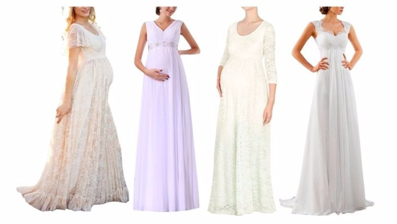 Top 10 Best Maternity Wedding Dresses Heavy Com