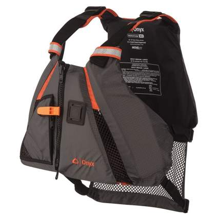 onyx, life jacket, kayaking, paddling, boating