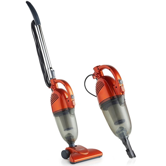 VonHaus 2-in-1 Corded Upright Stick & Handheld Vacuum Cleaner