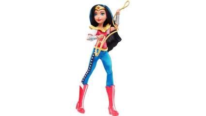 wonder woman dc super hero girls doll