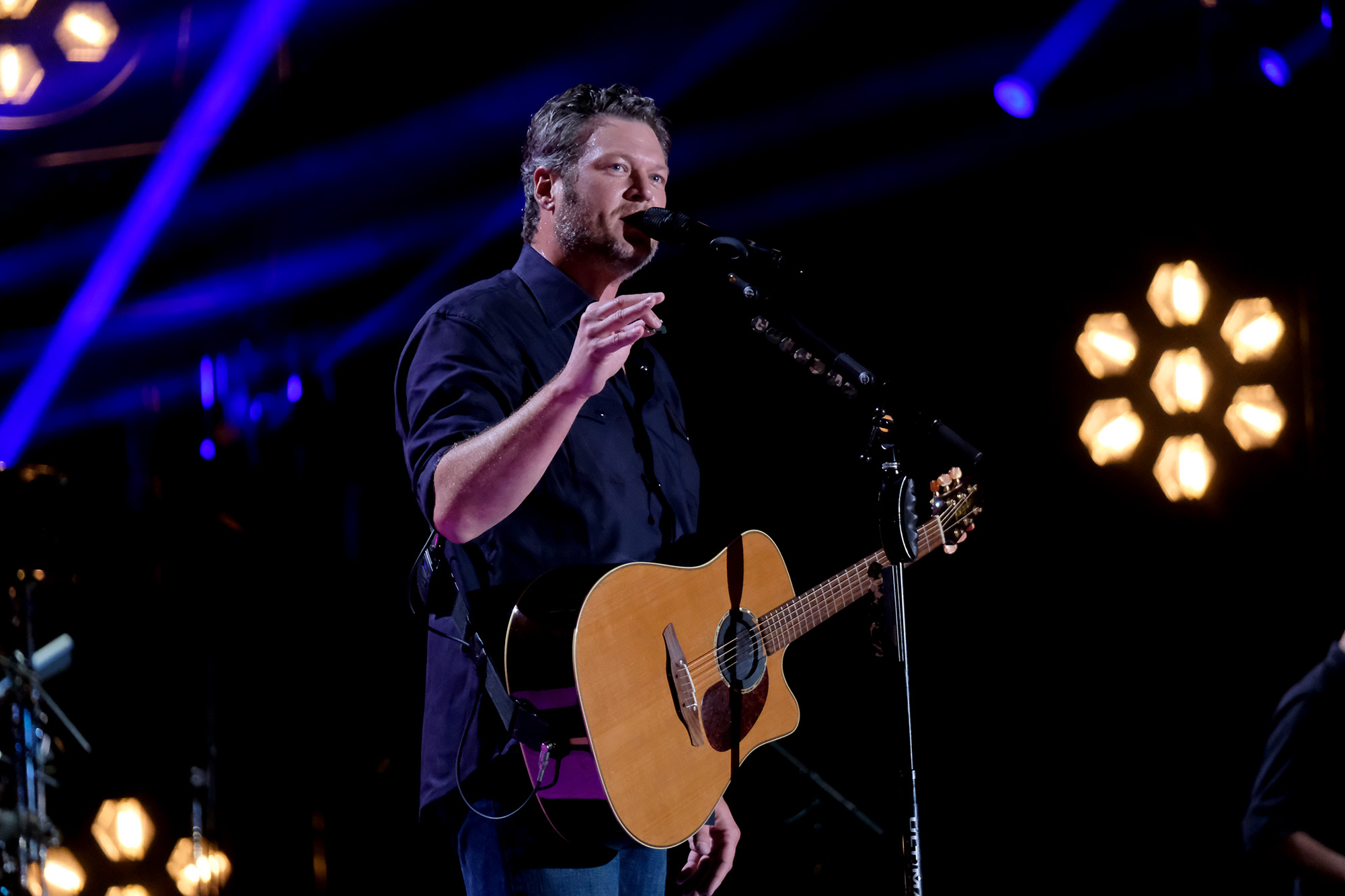 Blake Shelton on The Voice, The Voice 2018 Contestants, The Voice 2018 Winners