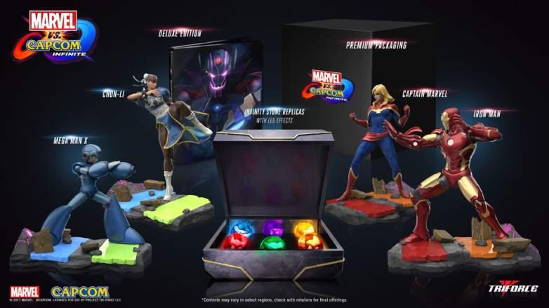 Marvel vs Capcom Infinite Collector's Edition