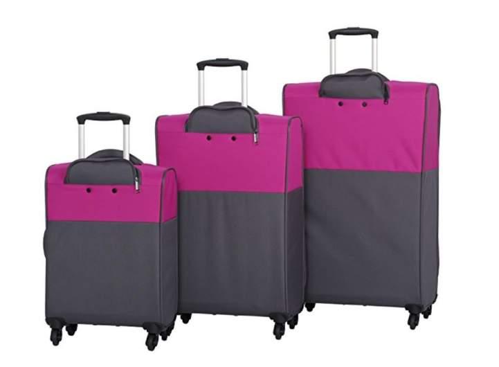 duotone set best it, best it suitcases, best it carry on, best it luggage, it suitcases luggage