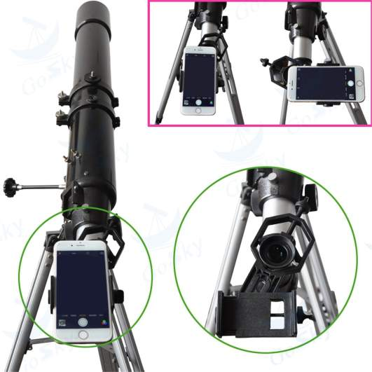 GoSky smartphone adapter, best telescope astrophotography, best astrophotography camera, how to do astrophotography