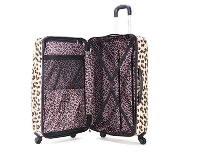 rockland three luggage set, best luggage set cheap, best affordable luggate set, cheap affordable luggage set