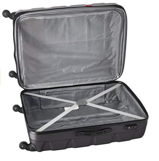 samsonite omni luggage set, best nice luggage, best nice travel bags, best nice carry on