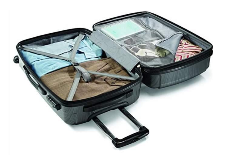 Samsonite winfield luggage set, best luggage set cheap, best affordable luggate set, cheap affordable luggage set