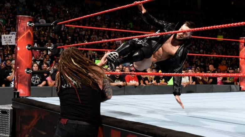 Finn Balor Bray Wyatt, Finn Balor Bray Wyatt