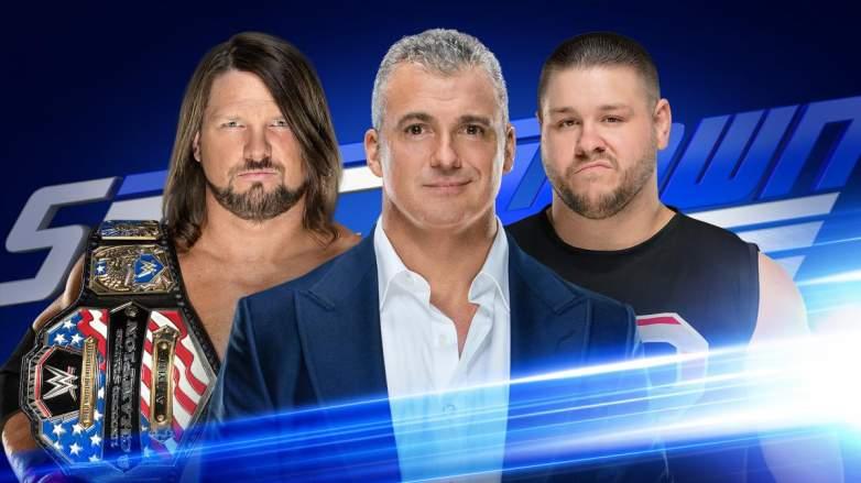 Shane McMahon kevin owens, Shane McMahon kevin owens aj styles, Shane McMahon summerslam