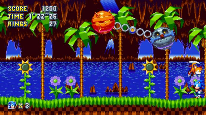 sonic mania special stages, sonic mania tips, sonic mania bosses