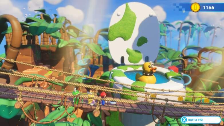 Mario + Rabbids Kingdom Battle Review, Mario + Rabbids Kingdom Battle, Nintendo Switch