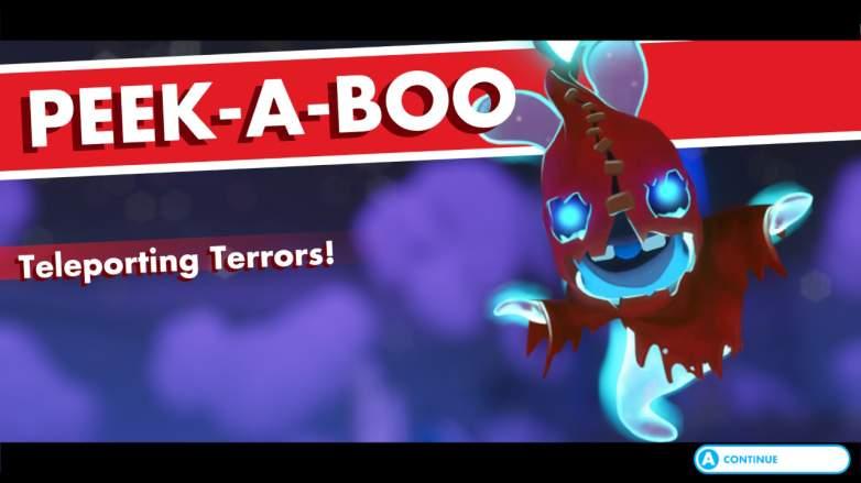 Mario + Rabbids Kingdom Battle enemy guide, Mario + Rabbids Kingdom Battle enemies, Mario + Rabbids Kingdom Battle peek a boo