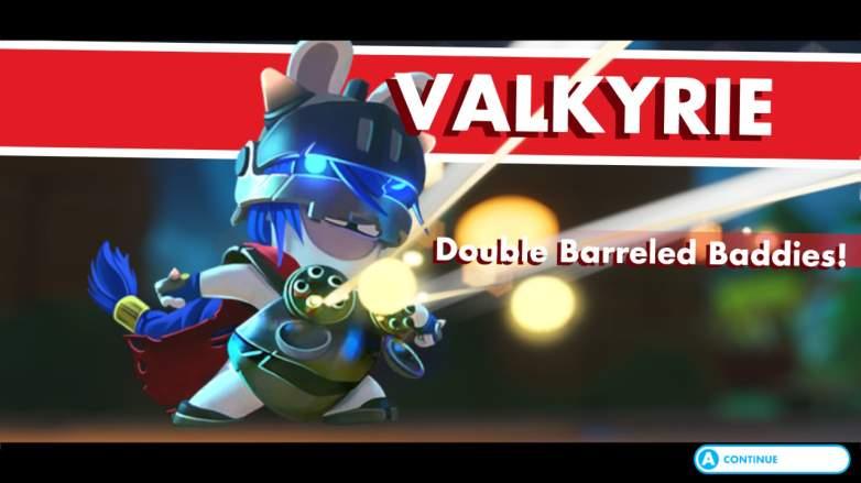 Mario + Rabbids Kingdom Battle enemy guide, Mario + Rabbids Kingdom Battle enemies, Mario + Rabbids Kingdom Battle valkyrie