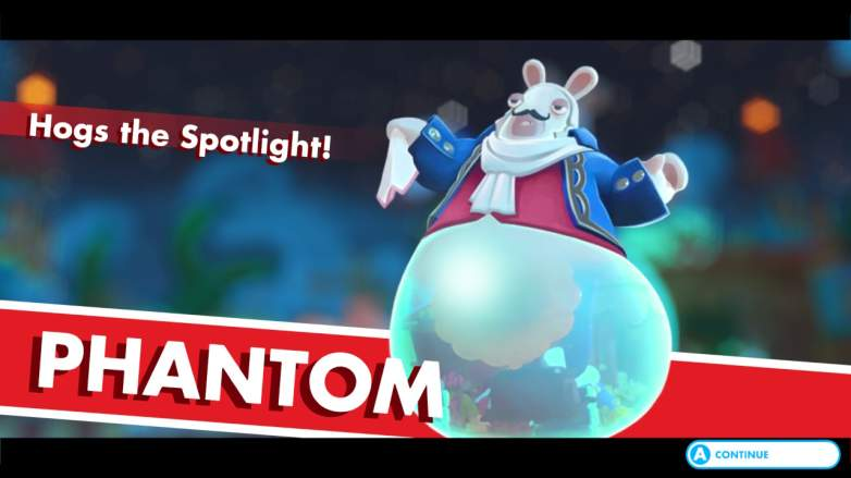 Mario + Rabbids Kingdom Battle Boss Guide, Mario + Rabbids Kingdom Battle Phantom, Mario + Rabbids Kingdom Battle