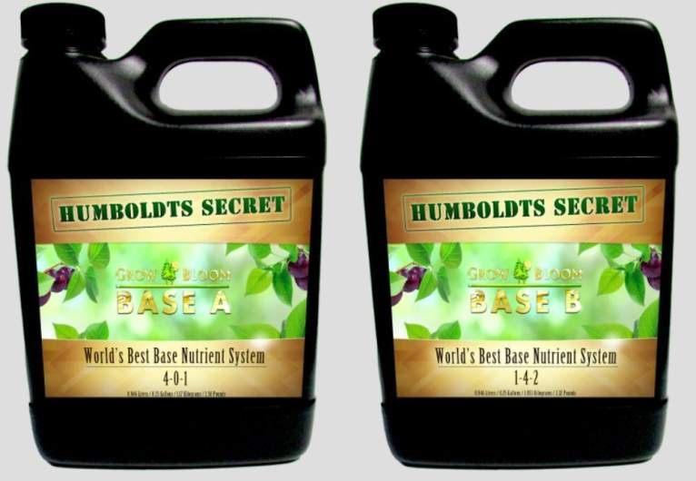 Humboldts Secret Base A & B Bundle