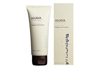ahava foot lotion