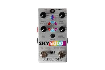 Alexander Pedals Sky 5000