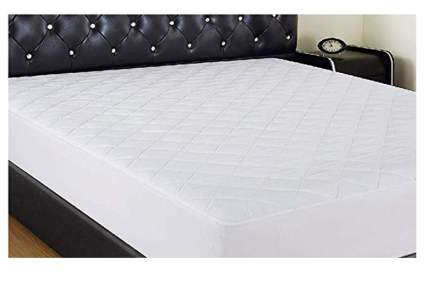 cotton and coolmax mattress pad