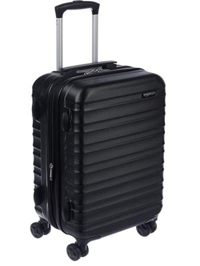 amazonbasics best hardside spinner, best hardside luggage, best travel hardside bags, best hardside baggage