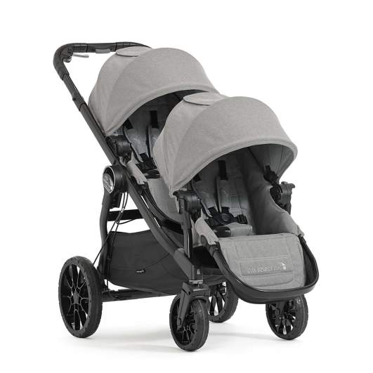 Baby Jogger 2017 City Select LUX Double Stroller, best new baby products, new baby products, best new strollers, new strollers, baby strollers, double strollers, affordable strollers, stylish strollers
