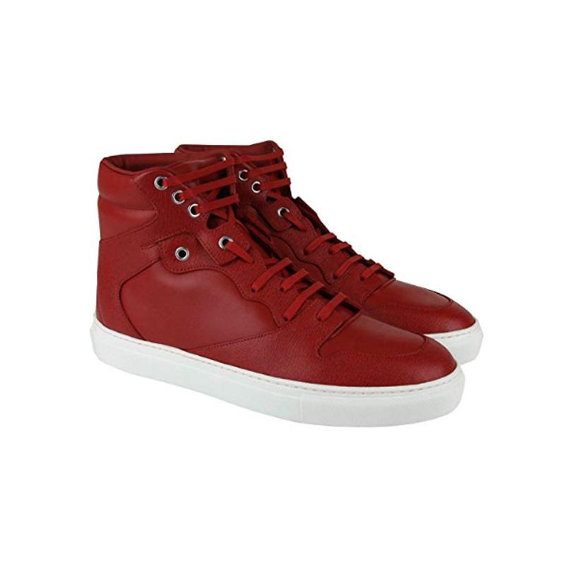 mens high top dress sneakers