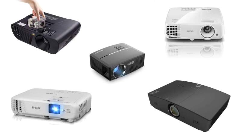 best hdmi projectors
