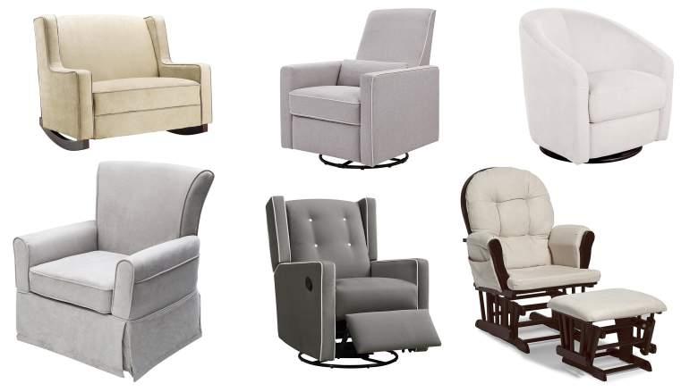 Best Nursery Gliders Rocking Chairs