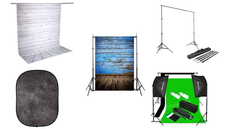 best photography backdrops