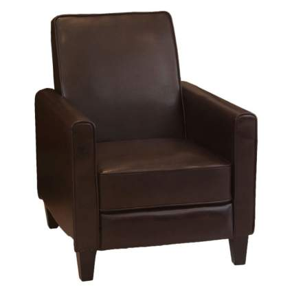 leather recliners, cheap recliners, club chair recliner