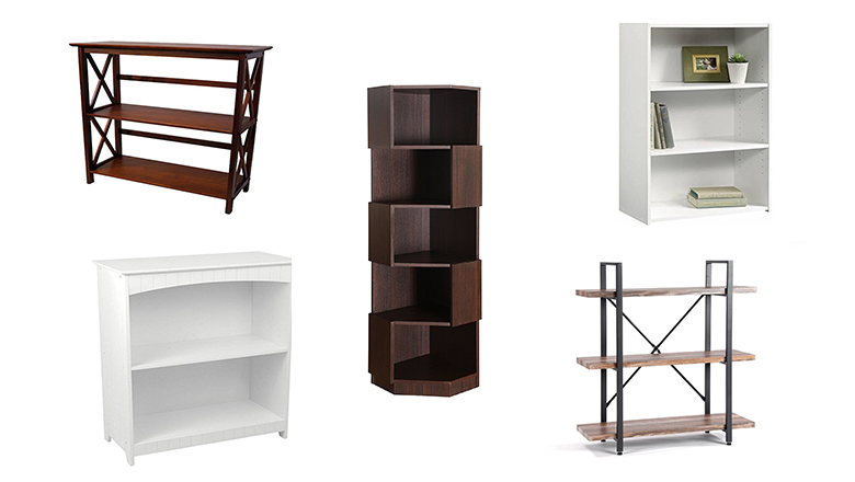 Small Bookcases 10 Best