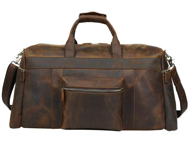 best texbo leather bag, best mens weekend bag, best mens weekend luggage, best bag mens weekender