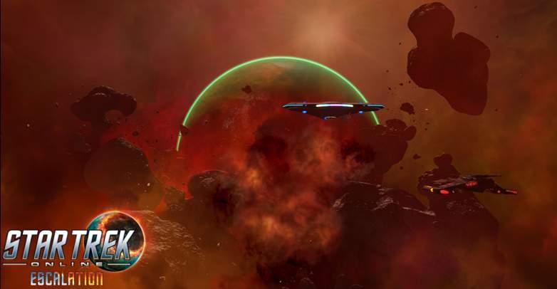 Star Trek Online, Star Trek Online Brushfire, Star Trek Online Season 13.5