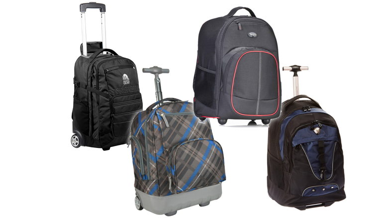 cheap rolling backpacks
