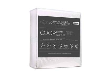 cooling waterproof mattress pad