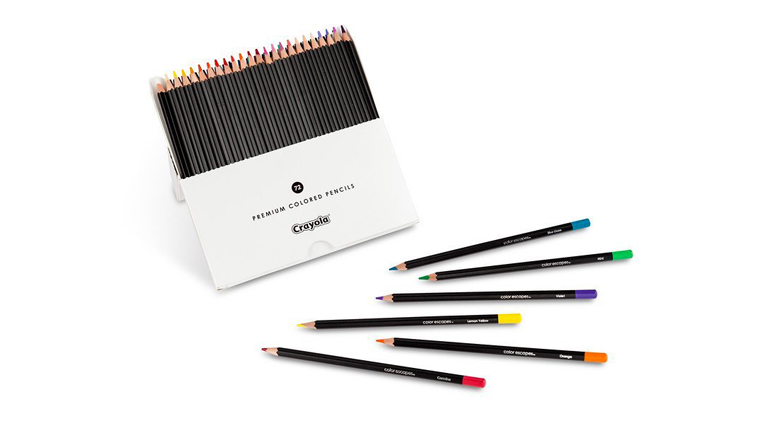 best colored pencils, adult coloring books, artist colored pencils