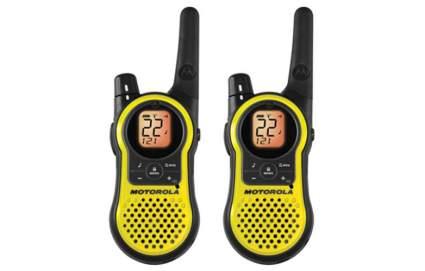 motorola consumer radios, walkie talkie, nuclear survival kit, nuclear attack
