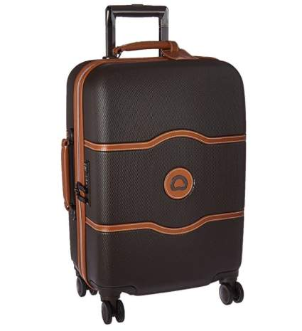Delsey luggage chatelet hard, best luggage air travel, best carryon airplane luggage, best luggage for carryon