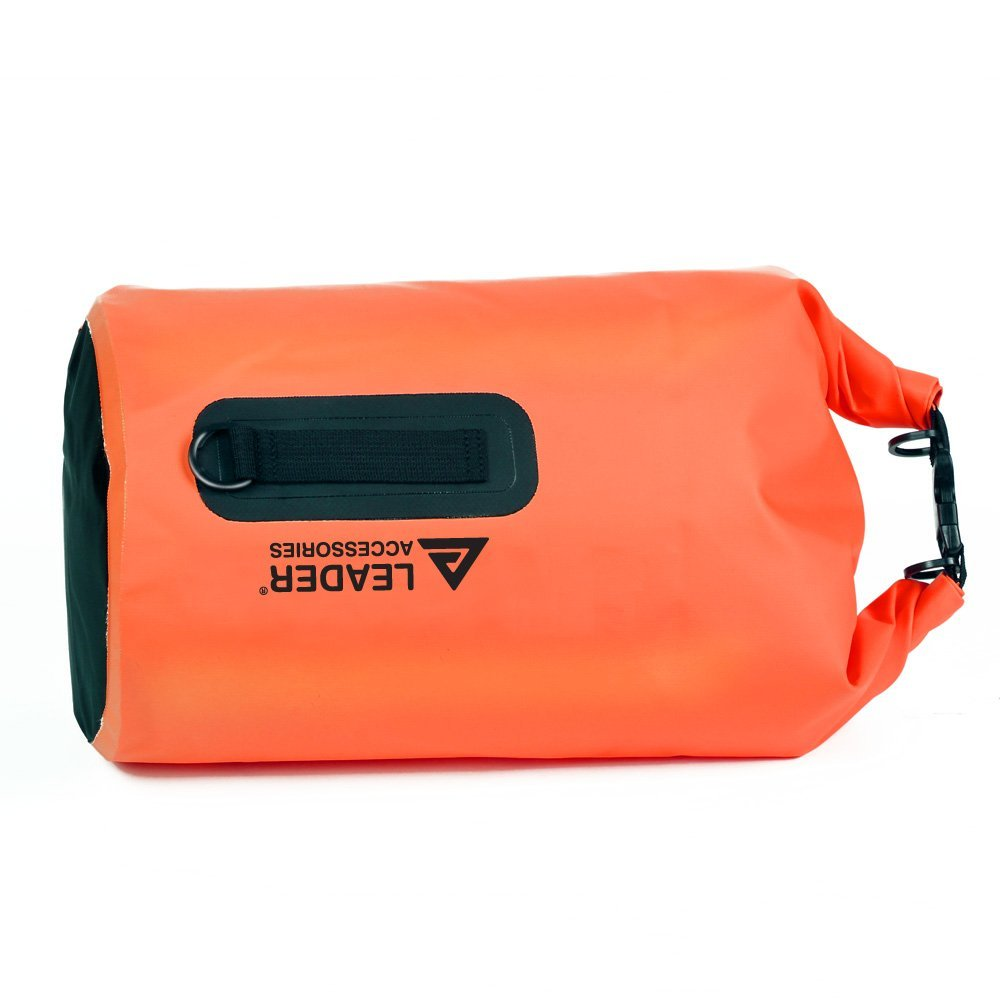 leader accessories, dry bag, cross country, road trip