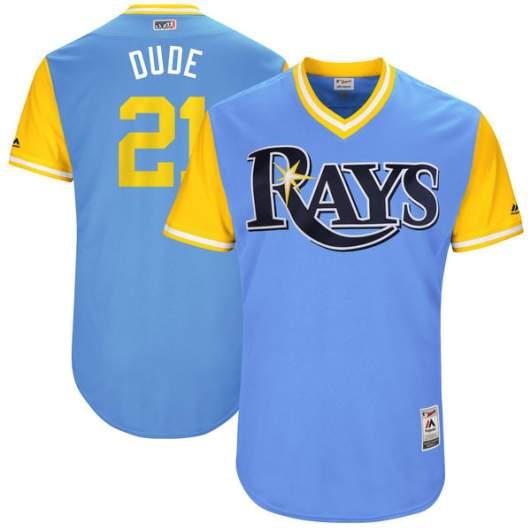 Lucas Duda nickname, Players Weekend jersey, Best Players weekend jerseys