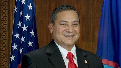 Guam Governor, Eddie Baza Calvo, Eddie Baza Calvo Republican